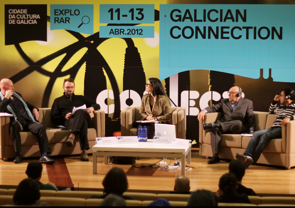 Foro Galician Connection 2012